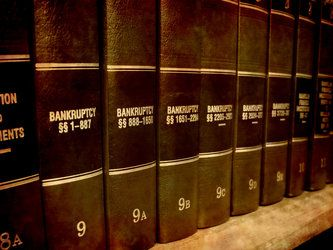 Bankruptcy textbooks