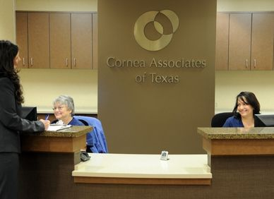 Your First Visit to Cornea Associates of Texas