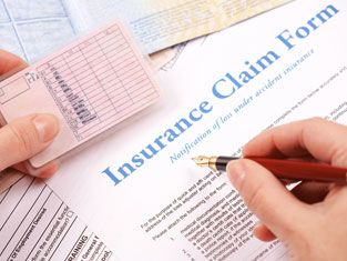 health insurance claim forms