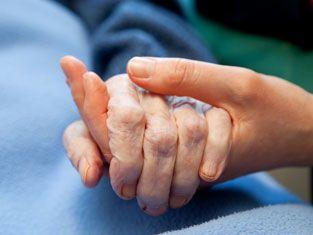 insured person in nursing home