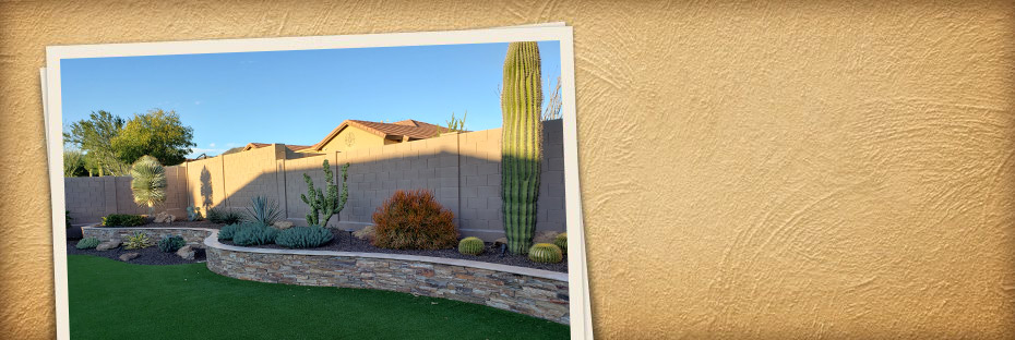 Customized Landscape Design