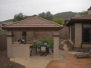 Arizona Hardscape - Patio Design on Hardscape Patio id=72655