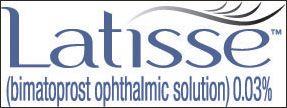 Latisse™ Logo