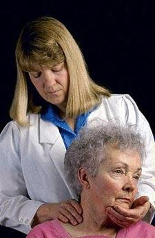 Neck injury diagnostics Fort Worth TX