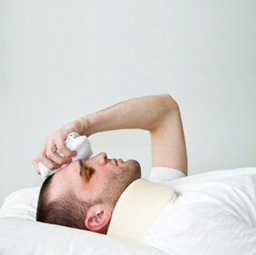 Headache chiropractic treatment