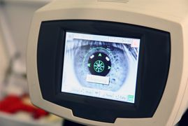 Eye screening technology