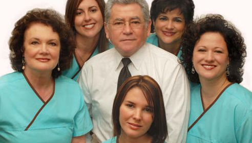 Dr. Raul Ramirez and his team of dental professionals.