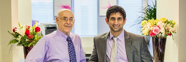 Donald H. Ross, DDS and Neal Shah, D.M.D.