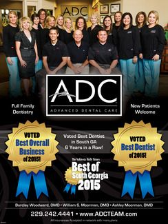 Flyer for ADC