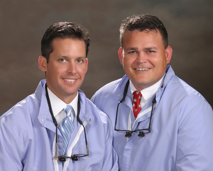 Photo of Drs. Moorman and Woodward