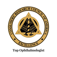 Top Ophthalmologist logo