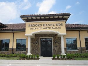 The front facade of Brooks Haney, D.D.S.