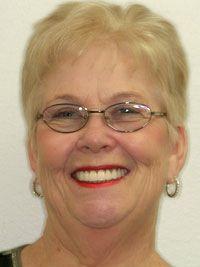 Dental patient Patsy Hammack.