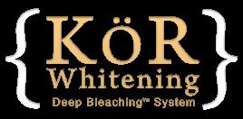 KöR Whitening Deep BleachingTM System