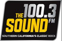 Logo 100.3 The Sound