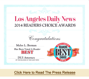 Reader's Choice 2014 Best Attorney