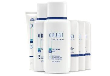 Obagi Nu-Derm skincare line