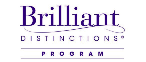 Brilliant Distinctions® program