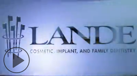 Video for Dr. Lande's Cosmetic Dentistry Practice