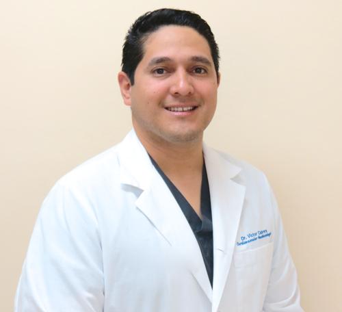 Dr. Cabrera, Anestesiologist