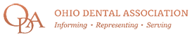 OH dental association logo