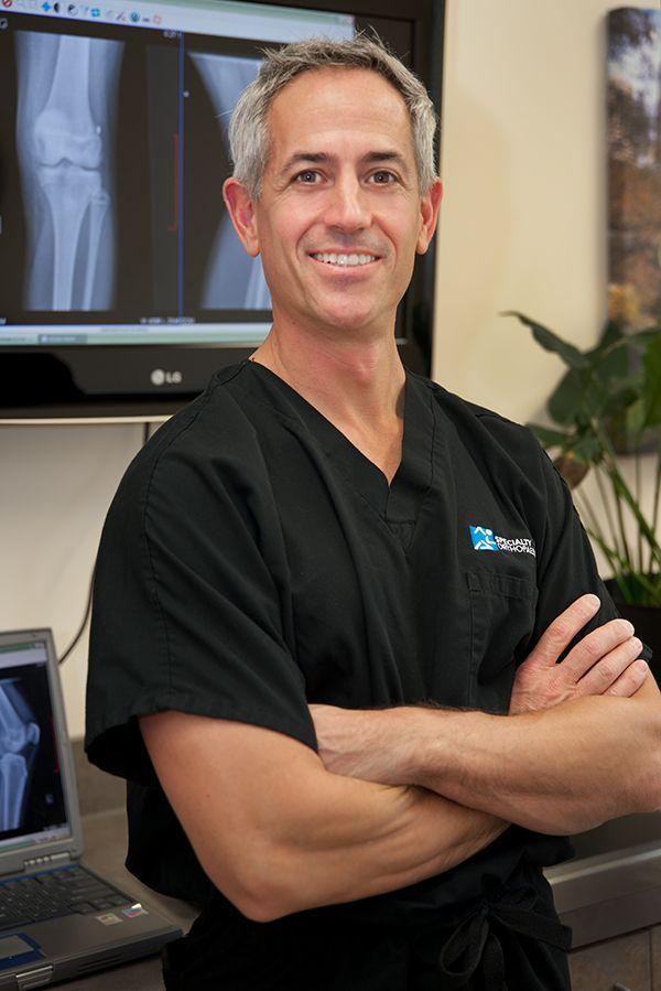 Dr  Rudman - Fellowship trained orthopedic surgeon