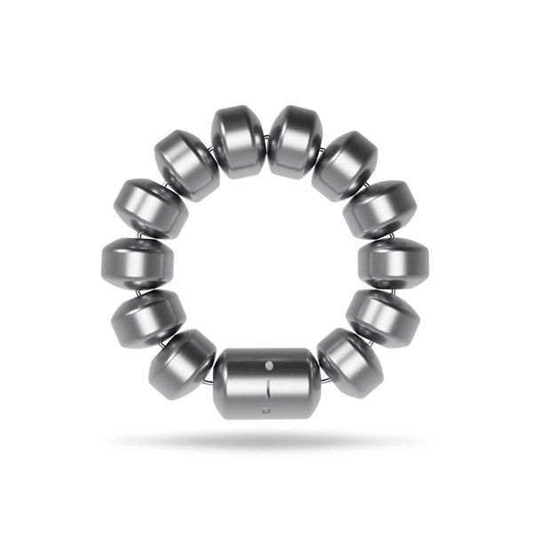 A ring of titanium magnets