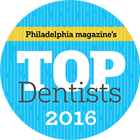 Philadelphia Magazine - 2016 Top Dentists