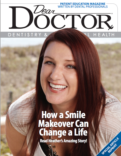 Dear Doctor Magazine Cover