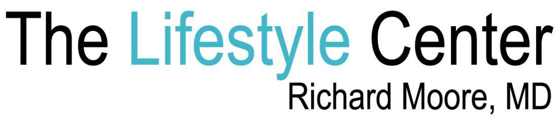 The Lifestyle Center Logo - The premier medical spa and snti-aging clinic is St. Louis