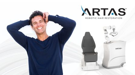 ARTAS iX Robotic Hair Restoration