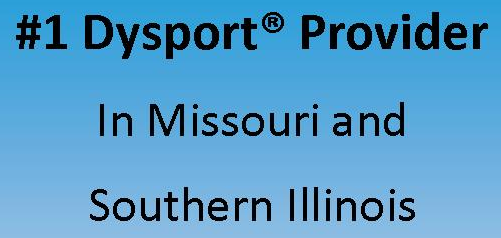 #1 Dysport Provider in Missouri and Southern Illinois