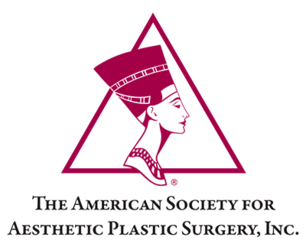The American Society for Aesthetic Plastic Surgery lgo