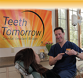 Teeth Tomorrow Brochure