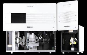 Zirkonzahn's dedicated milling machine and scanner