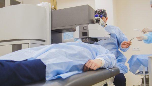 LASEK surgery