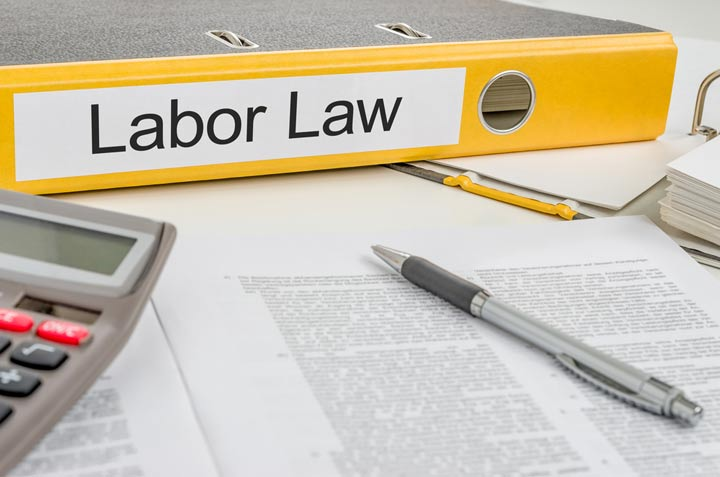 labor law image