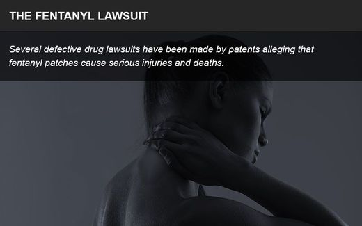 Fentanyl pain patch recall and litigation
