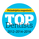 Philadelphia Magazine 2012 Top Cosmetic Dentists