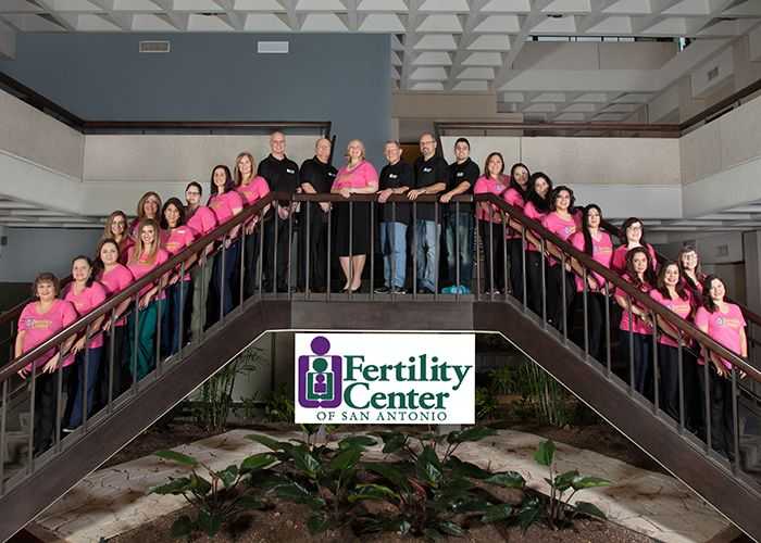 Fertility San Antonio staff