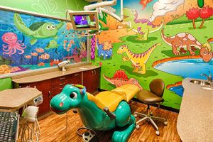 Forney Family Dentistry & Orthodontics office