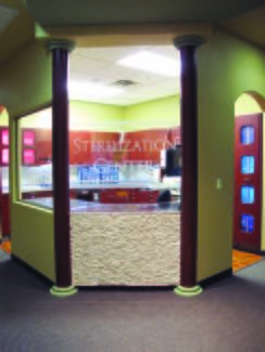 Office at Forney Family Dentistry & Orthodontics