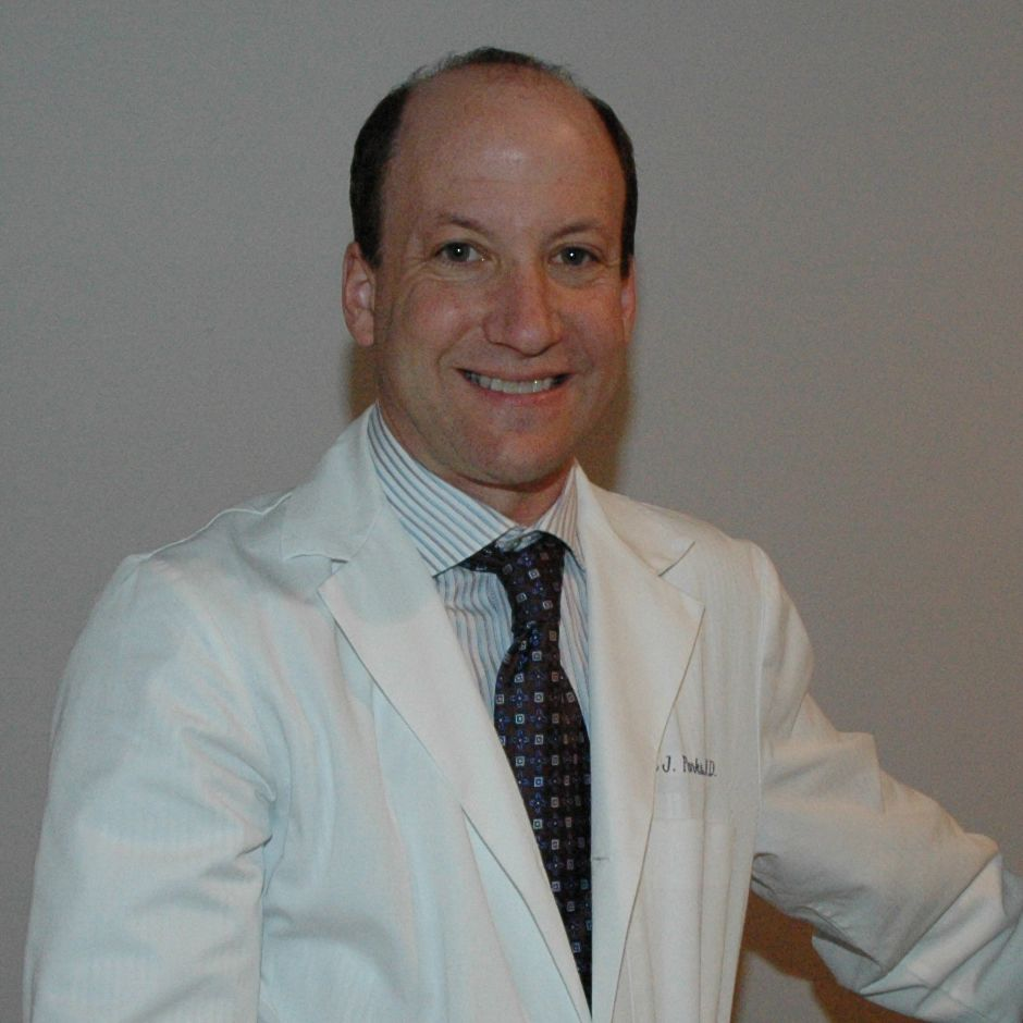 Ophthalmologist Dr. David Parks