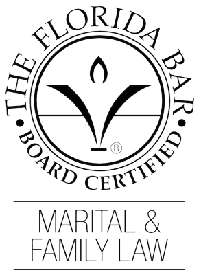 Florida Bar Board Certified Marital and Family Law