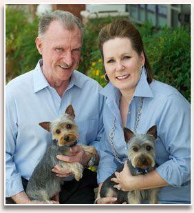 Dr. Al Norton and wife Andrea.