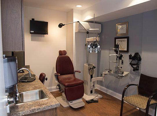 McLeod Optometry Clinic