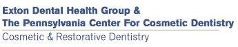 Exton Dental Health Group and The Pennsylvania Center For Cosmetic Dentistry & The Pennsylvania Center for Cosmetic Dentistry