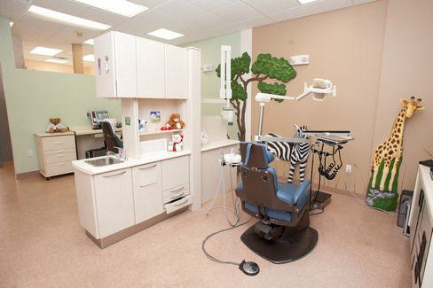 Inside Our Pediatric Dentistry Office