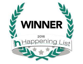 Winner of Happening List