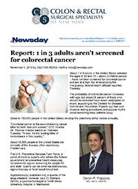 Newsday With Dr. Dean P. Pappas